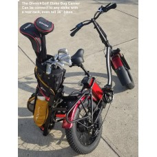 Ebike Golf Bag Carrier System, Normally $249, Just $199 this month