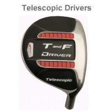 Telescopic Tee & Fairway Drivers